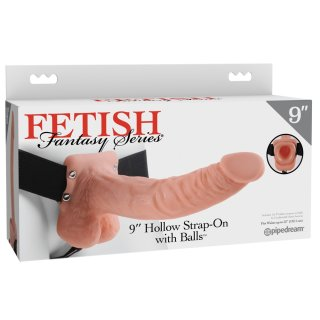 Fetish Fantasy 9Zoll Hollow