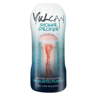 H20 Vulcan Shower Stroker