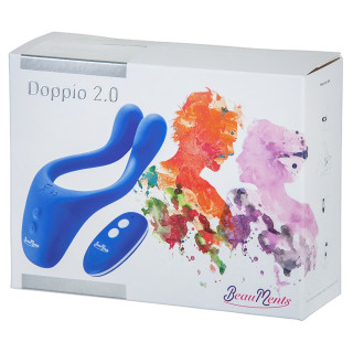 BeauMents Doppio 2.0 blue