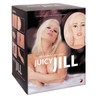 Juicy Jill Love Doll