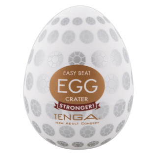 Tenga Egg Crater Single